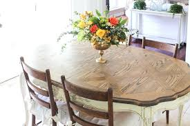 refinish a dining room table how to refinish a veneer dining room table refinish dining room
