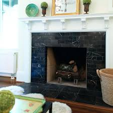 black fireplace tv stand costco paint home depot wood insert