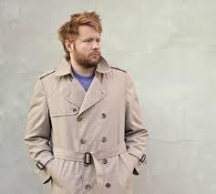 london fog trench coat men tradingbasis london fog alden wool car coat in natural for men lyst