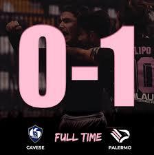 Il Palermo inizia il nuovo anno vincendo contro la Cavese - MadonieLive.com