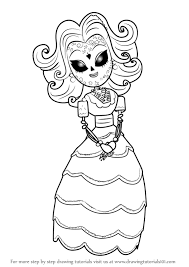 learn how to draw carmen sanchez from the book of life the book of life step by step drawing tutorials