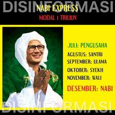 Beredar Video Sandi Langkahi Makam KH Bisri Syansuri di Ponpes Jombang