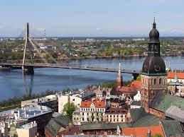 Riga | History, Population, & Facts | Britannica