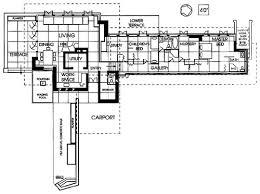 Residential Frank Lloyd Wright Floor Plans  Architecture Frank Lloyd Wright Floor Plan