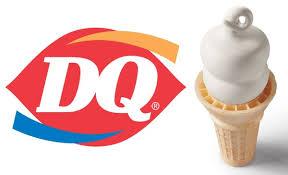 Dairy Queen Nutrition Small Cone