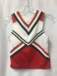 Alleson Cheer Size Chart Details About Harmony Cheerleading Shell New Alleson C181 C181y Cheer Top