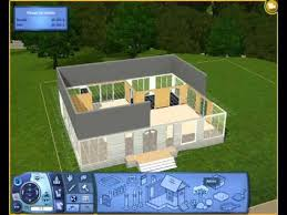 sims 3 construction d une maison