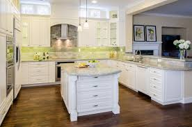 Open Floor Kitchen Decor Ideas For Open Floor Plans Case San Jose