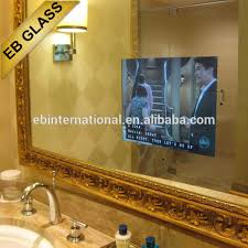 Magic Decorative Bathroom Touch Screen Mirror Eb Glass Buy Magic