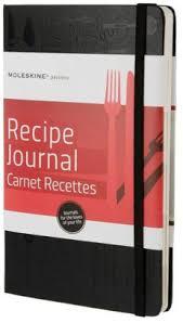 Moleskine Passion Journal Recipe Large Hard Cover 5 X 8 25