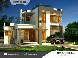 modern contemporary style 3 bhk luxury indian home design
