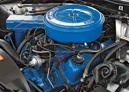 techtips ford small block general data and specifications beginning in 1971 ford s 302 ci small block received this smaller redesigned air cleaner assembly which was in production through 1976