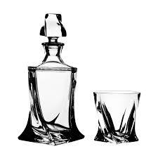 Set Quadro Whisky
