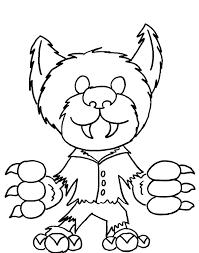 Cute Monster Coloring Pages 6707 Longlifefamilystudyorg