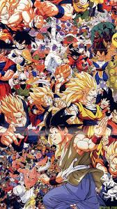 21 High Dragon Ball Z Wallpaper for Your iPhone and Android Cell Cellphone  - Anime Blog