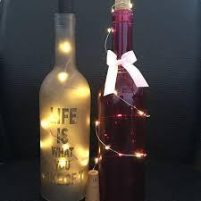 String Light Wine Bottle Details About Led Copper Wire String Light Wine Bottle Stopper Fairy Lamp Party Home Decor