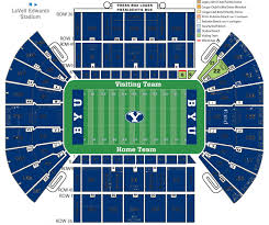 Cougar Field Seating Chart Cougars Should Wear Blue Byufootblog