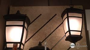 Kichler Outdoor Lighting McAdams Collection YouTube - Kichler exterior lighting