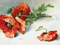 Маки: лучшие изображения (694) | Poppies, Watercolor paintings и ...