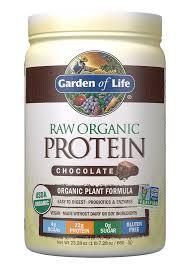 <b>Raw Organic Protein</b> Powder Chocolate Cacao - 23.28 oz (660g)