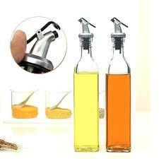 oil vinegar dispenser glass olive oil vinegar dispenser gravy boat cooking wine condiment storage bottle kitchen cooking olive oil vinegar dispenser g