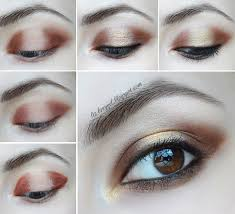 cute eye makeup ideas for brown eyes hd image