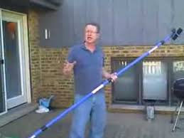 Gutter Cleaning from the Ground - Tools YouTube