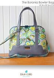 Blue Calla Patterns Classy Hardware Kit The Boronia Bowler Bag By Blue Calla Patterns