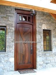 Single Front Door Designs Estimable Modern Doors Modern Main Door