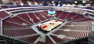 Louisville Cardinals Basketball Seating Chart 44 Credible Yum Center Louisville Kentucky Seating Chart