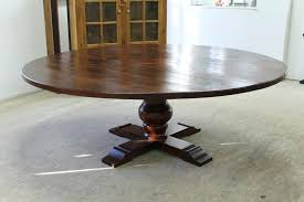 42 inch round pedestal table large size of regarding inspirations 15