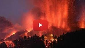Meteo Cronaca DIRETTA: CANARIE, la Lava del Vulcano è inarrestabile, nuove  Evacuazioni a LA PALMA. Il VIDEO » ILMETEO.it