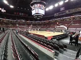 Ohio State Schottenstein Center Seating Chart Schottenstein Center Section 101 Ohio State Basketball
