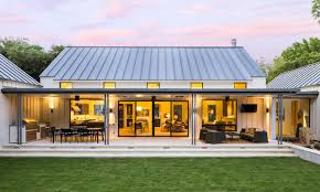 modern farmhouse open floor plans modern house plan
