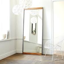 ikea white floor mirror. Interesting White White Floor Mirror Ikea Length For P