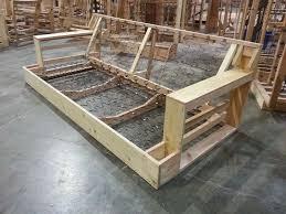 sofa frame wood sofa diy sofa