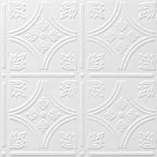 Decorative Ceiling Tiles Lowes Shop Armstrong Ceilings Common 60in X 60in Actual 6060in 8