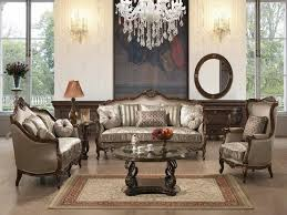 Patterned Living Room Chairs Formal Living Room Definition Beige Flower Patterned Fabric Sofa