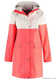 waterproof jacket neonc milk cream women s parkas ohhvl ilse jacobsen neon pink direct mail