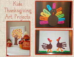 Thanksgiving Rewind- Kids Thanksgiving Art Projects
