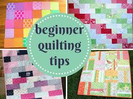 7 Simple Beginner Quilting Tips - Let's Help You Get Started! & 7 Simple Quilting Tips for Beginners – Where Do I Start? Adamdwight.com