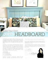 shiplap headboard more queen