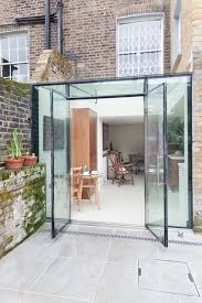Islington Glass box extension contemporary-exterior