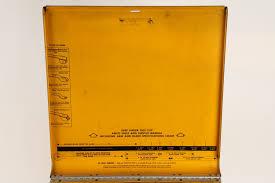 Anco Wiper Chart Anco Wiper Blades Tin Litho Display Cabinet