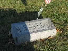 PVT Duane Delbert Zimmerman (1918-1944) - Find A Grave Memorial