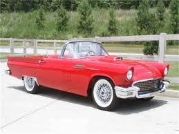 1957 Ford Thunderbird for Sale | ClassicCars.com | CC-1040117