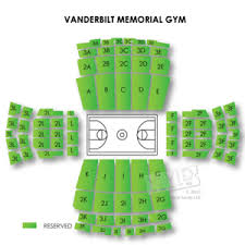 Vanderbilt University Memorial Gym Pt 1 Nashville