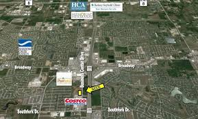 0 Business Center Dr Pearland Tx 77584 Commercial Land