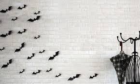 <b>Halloween Bat</b> Stickers Wall Decals (<b>12</b>- or 24-<b>Piece</b>) | Groupon