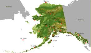 Alaska Annual Weather Chart Temperature Changes In Alaska Alaska Climate Research Center